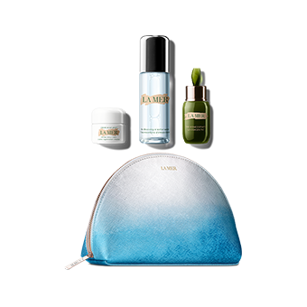 gift set. Personalize your own. La Mer regimen with the Bespoke Set